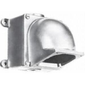 """Appleton AJA610 Pin & Sleeve Mounting Box, 60 or 100 Amp, 2"""" Hub"""