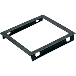 Progress Lighting P8797-31 SQUARE TOP COVER LENS Black