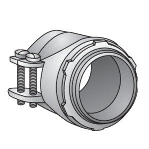 OZ Gedney 24-300T 3 IN STR SQUEEZE CONN