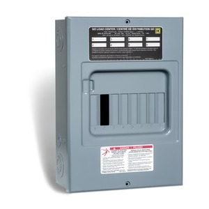 QO8L100S LOADCENTER 8CCT 100A 1 PHASE