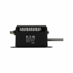 Eaton 5-H-7-1-R-AC H Series Revolution Totalizer