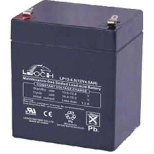 Edwards 12V4A Battery - 12v 4.0 Ah