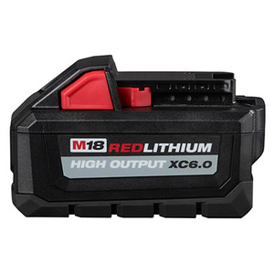 Milwaukee 48-11-1865 M18™ Redlithium High Output XC6.0 Battery Pack