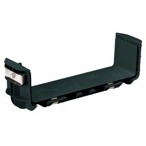 Panduit FRBC12X4BL FiberRunner® QuikLock™ Coupler, 12x4, Bl