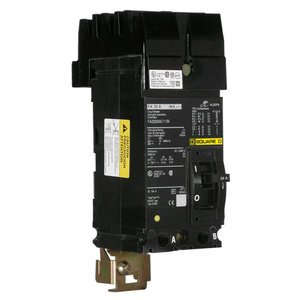 Square D FA22060AC MOLDED CASE CIRCUIT