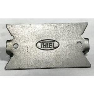 """Thiel 2032 Cable Protector Plate, 1.5"""" , Steel"""