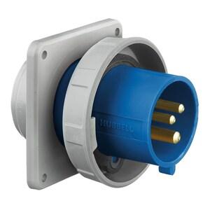 Hubbell-Wiring Kellems HBL360B6W PS, INLT,2P3W,60/63A, 220-250V, 4X/69K