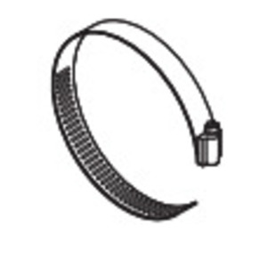 Tyco Thermal Controls PS20 PIPE STRAP 10IN TO 20IN