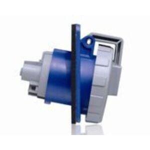 520R9W BLU RECPT WTITE PIN/SLEV 4P5W 3PH