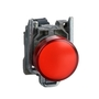 XB4BVG4 22MM PILOT LIGHT RED 120VAC