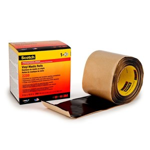 "3M VM-4X10 (4"" X10') VINYL MASTIC TAPE *** Discontinued ***"