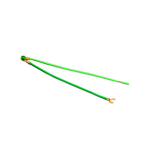 """EPCO 20068 Single-Gang Ground Bonding Pigtail, 12 AWG, 8"""" Incoming Lead"""