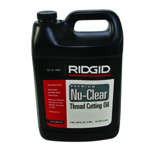 Ridgid Tool 70835 Nu-Clear Thread Cutting Oil