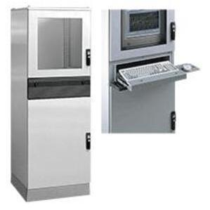 nVent Hoffman PDST96PC Solid Door, Fits 1800x600mm