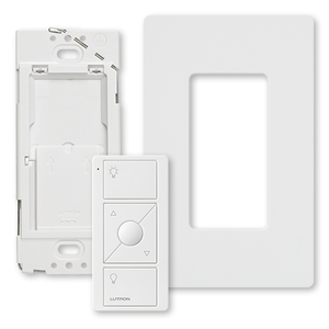 Lutron PJ2-WALL-WH-L01 Wall Mounting Kit for Pico Controls