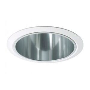 "ConTech Lighting CTR6322V-CLR Trim for 6"" Vertical Lamp, Compact Fluorescent, Recessed Housing"