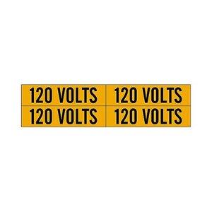 Brady 44204 Conduit & Voltage Marker