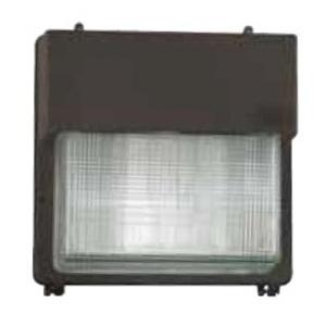 Hubbell - Lighting PGM3-150P-18-BZ-L-QSS GLASS WLPAK 150PS QUAD LP BRZ