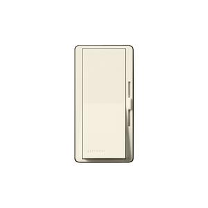 Lutron DV-603PGH-LA Slide Dimmer, Decora, 600W, 3-Way, Eco-Dim, Diva