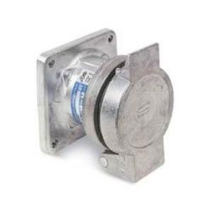 Cooper Crouse-Hinds AR642 Pin & Sleeve Receptacle, 60 Amp, 4-Pole, 3-Wire