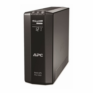 American Power Conversion BR1000G Uninterruptible Power Supply, 1000VA, 600W, 120VAC *** Discontinued ***