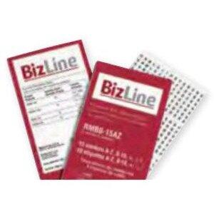Bizline RMB0-15AZ Wire Marker Book, (10) Each, A-Z; 0-15, +, -, /, 450 Marks