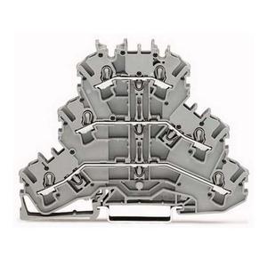 Wago 20023201 TOPJOB® S TOPJOB®S Triple-Deck Terminal Block