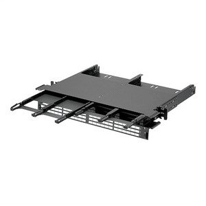 Panduit FLEX1U06 HD Flex 1 RU 6-Port Enclosure