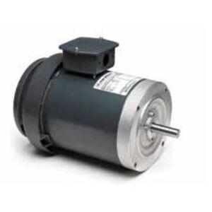 Marathon Motors 5K49NN4472X Motor, 208-230/460VAC, 2HP, 1800RPM, 56 Frame, FLA 6.0-5.6/2.8