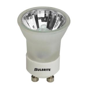 Bulbrite 620535 35W, Halogen, MR11, Lensed Frosted, Back Flood, GU10, 120V