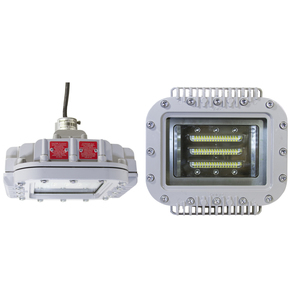 Dialight HZD9C2GC SafeSite LED Area Light, Gen II, 360 Circular, 58W, 100-277V