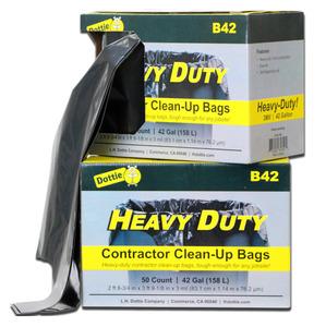 Dottie B42 Contractor Clean-Up Bags (50PK)