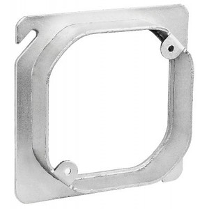 Garvin Industries 52C4-5/8 4IN SQUARE TO OCTAGON DEVICE RING 5/8IN RAISED