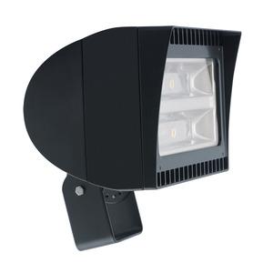 RAB FXLED150TN Flood Light, LED, 1-Light, 150W, 120-277V, Bronze