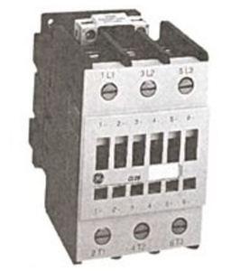 ABB CL02D310TG Contactor, IEC, 17.5A, 460V, 3P, 48VDC Coil, 1NO Auxiliary