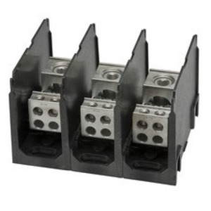 Ilsco PDH-22-500-3 500 MCM to 4 AWG, 3-Pole, Connector Block