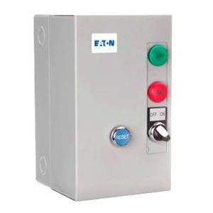 "Eaton C899B174 Enclosure, for Starters & Contactors, 1.74"" Reset Rod Length"