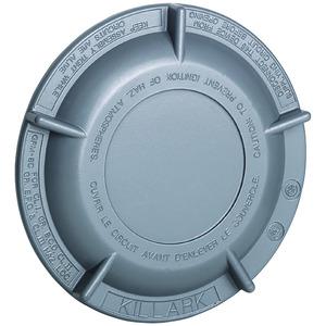 Hubbell-Killark GRK-BC GR Series, Blank Cover GRK, Cast Aluminum Type 4, Screw Cover Enclosure