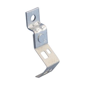"nVent Caddy 708AO Push Install Rod/Wire Hanger with Offset Bracket, 1/4"", Steel"