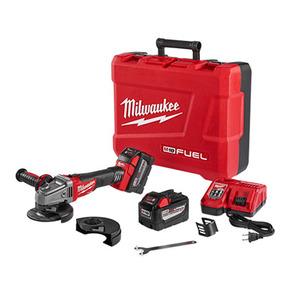 """Milwaukee 2781-22HD M18 FUEL™ 4-1/2""""/5"""" Grinder Kit"""