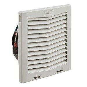 """nVent Hoffman HF1016414 HF Side Mount Filter Fan, 115V, 10"""""""