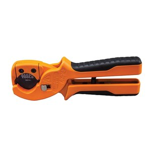 "Klein 88912 PVC & Multilayer Tubing Cutter, Cuts 1"" Tube, up to 3/4"" PVC"