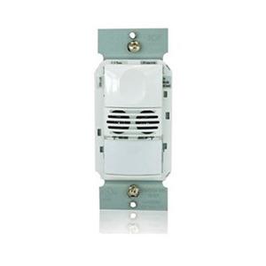 Wattstopper DSW-301-I Dual Tech Occupancy Sensor, Ivory w/ Neutral