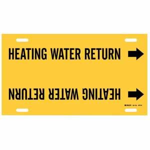 4072-H 4072-H HEATING WATER RETURN YEL/B