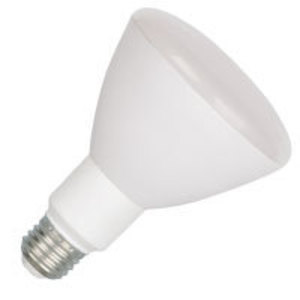 Halco 80160 LED Lamp, Dimmable, BR30, 9W, 120V