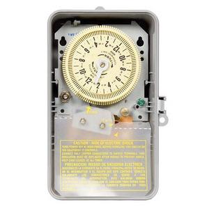 Intermatic T8805P101C NEMA 3r - Plastic Case 125 V Spst 15 Amp
