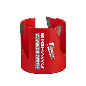 "Milwaukee 49-56-9275 Big Hawg™ with Carbide Teeth, Diameter: -1/4"""