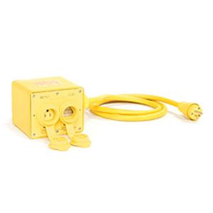 Woodhead 32WG15L123 OUTLET BOX WTRTT 6