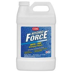 CRC 14402 1 GAL HYDROFORCE BUTYL-FREE AQUEOUS CLEANER