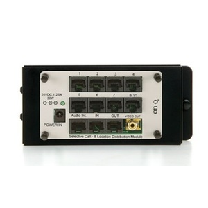 ON-Q IC5001 Selective Call Intercom 8-Location Distribution Module *** Discontinued ***